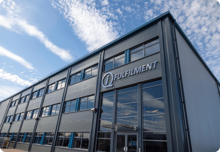 I-Fulfilment HQ in Dorset
